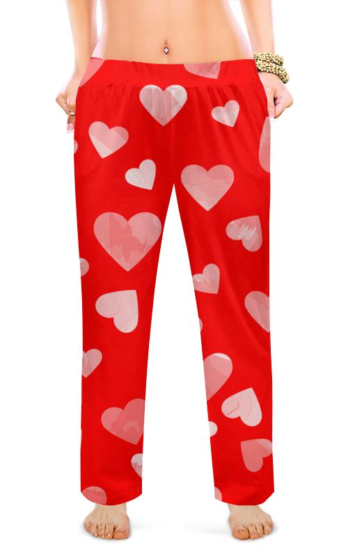 Printio Женские пижамные штаны Штаны красные