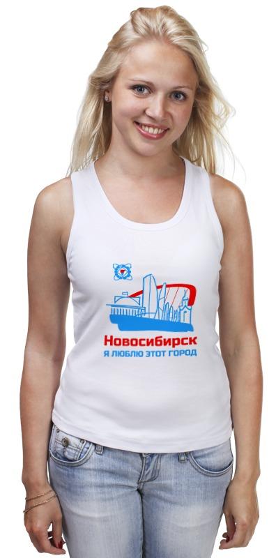 Printio Майка классическая Новосибирск