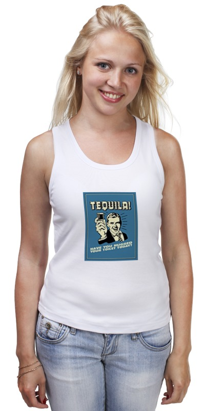 Printio Майка классическая Tequila printio майка классическая tequila brand new sin