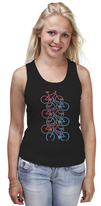 Printio Майка классическая Велосипеды