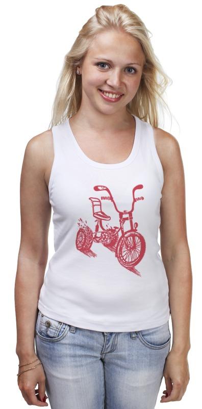 Фото - Printio Майка классическая Велосипед printio футболка классическая велосипед