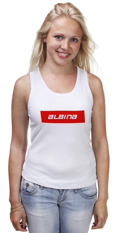 светильник потолочный toscom albina патина 6xe27х60вт Printio Майка классическая Albina