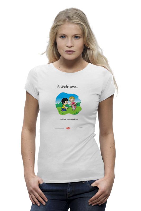 Фото - Printio Футболка Wearcraft Premium Love is... art 63 printio футболка wearcraft premium love is art 169