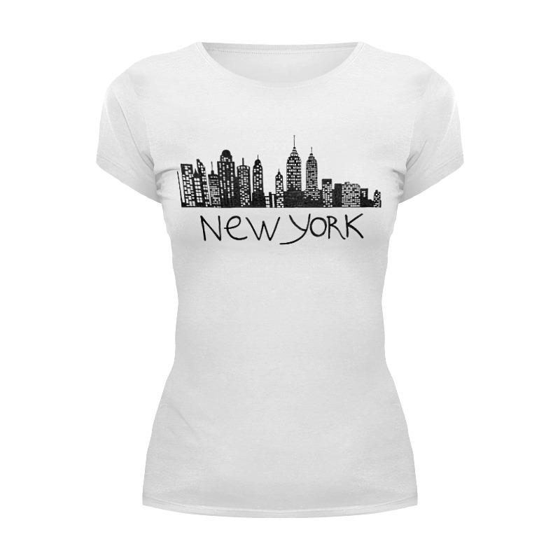 Printio Футболка Wearcraft Premium New york