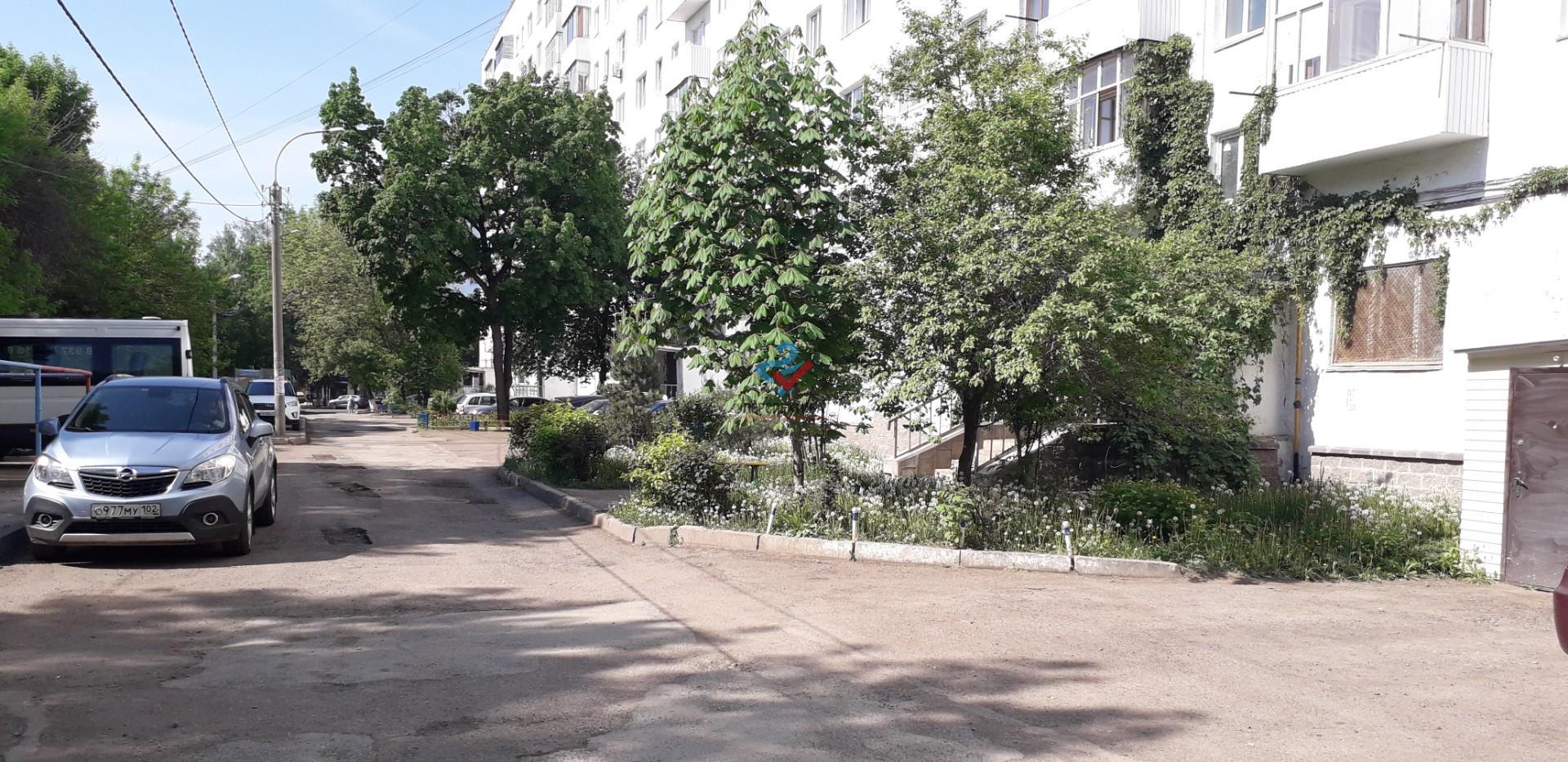 Уфа, улица Рихарда Зорге, 44