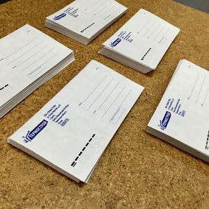 Распечатать конверты в типографии - нет ничего проще!