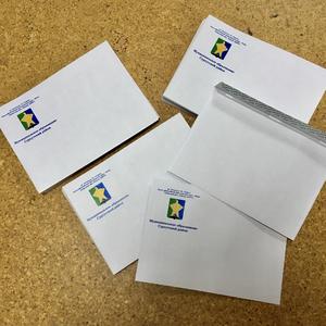 Изготовление конвертов для фирмы