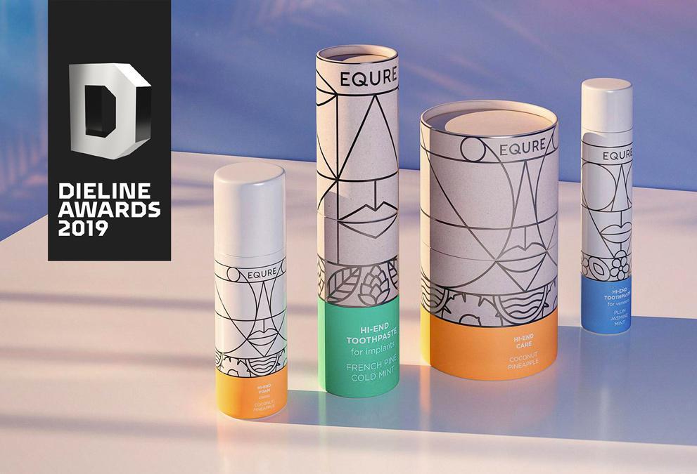 Агентство Repina branding получило одну из самых престижных премий мира по упаковке — The Dieline