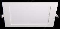 Изображение .5008366A | Светильник встр. LED 12Вт 1000Лм 6500К IP40 ультратонкий PPL-S 12w 6500K IP40 WH 170*170