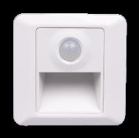 Изображение Светильник фасад. LED 2Вт 60Лм 4000K IP20 70° с датчиком движения PWS/R S8686 Sensor