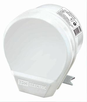 Изображение Разъем для электроплит 32А 220В скрытой установки белый РВШ 32-003/220 СУ