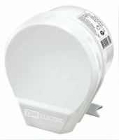 Изображение SQ1812-0004 | Разъем для электроплит 32А 220В скрытой установки белый РВШ 32-003/220 СУ