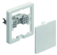 Изображение 2506110 | Розетка для электроприборов скрытого монтажа белый 5х2,5 кв.мм