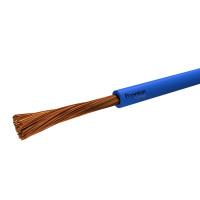 Изображение ПуГВнг(А)-LS 1х0,75 синий РЭК-PRYSMIAN | Провод монтажный ПуГВнг(А)-LS 1х0,75 450/750В (ГОСТ 31947-2012)