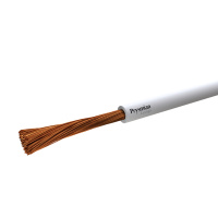 Изображение ПуГВнг(А)-LS 1х1,5 белый РЭК-PRYSMIAN | Провод монтажный ПуГВнг(А)-LS 1х1,5 450/750В (ГОСТ 31947-2012) (бухта 400 м)