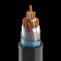 Изображение КВВГЭнг(А)-LS-ХЛ 19х1.0 ГОСТ 26411-85 | Кабель контрольный 19х1.0 кв.мм медный 0,66 кВ с ПВХ изоляцией негорючий с низким дымо- и газовыделением экранированный, в холодостойком исполнении