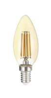 PLED OMNI C35 E14 Gold