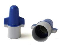 Изображение Соединитель Scotchlok колпачковый изолирующий для провода сечением 7,5-30,0 кв.мм B/G+(сине-серый) (Бывший 7000031625)