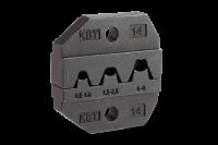 Изображение Матрицы номерные МПК-14, лепестковый, двухконтурный, для: CTB, CTA, CTK, 0,5-6мм.кв
