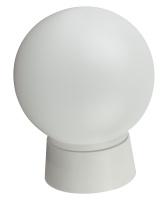 Изображение Б0048027 | Светильник накл. 60Вт E27 IP20 150х150х192мм НБП 01-60-004 Шар белый