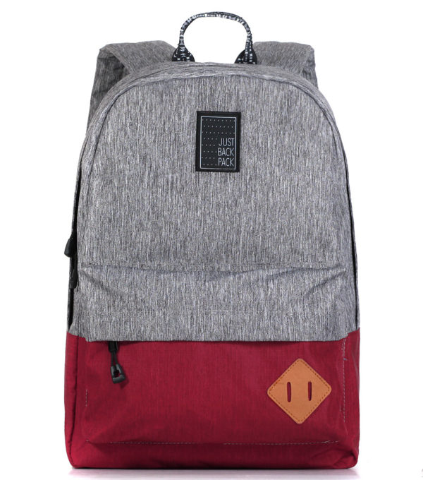 Just_backpack_Vega_grey-noise_wine_1