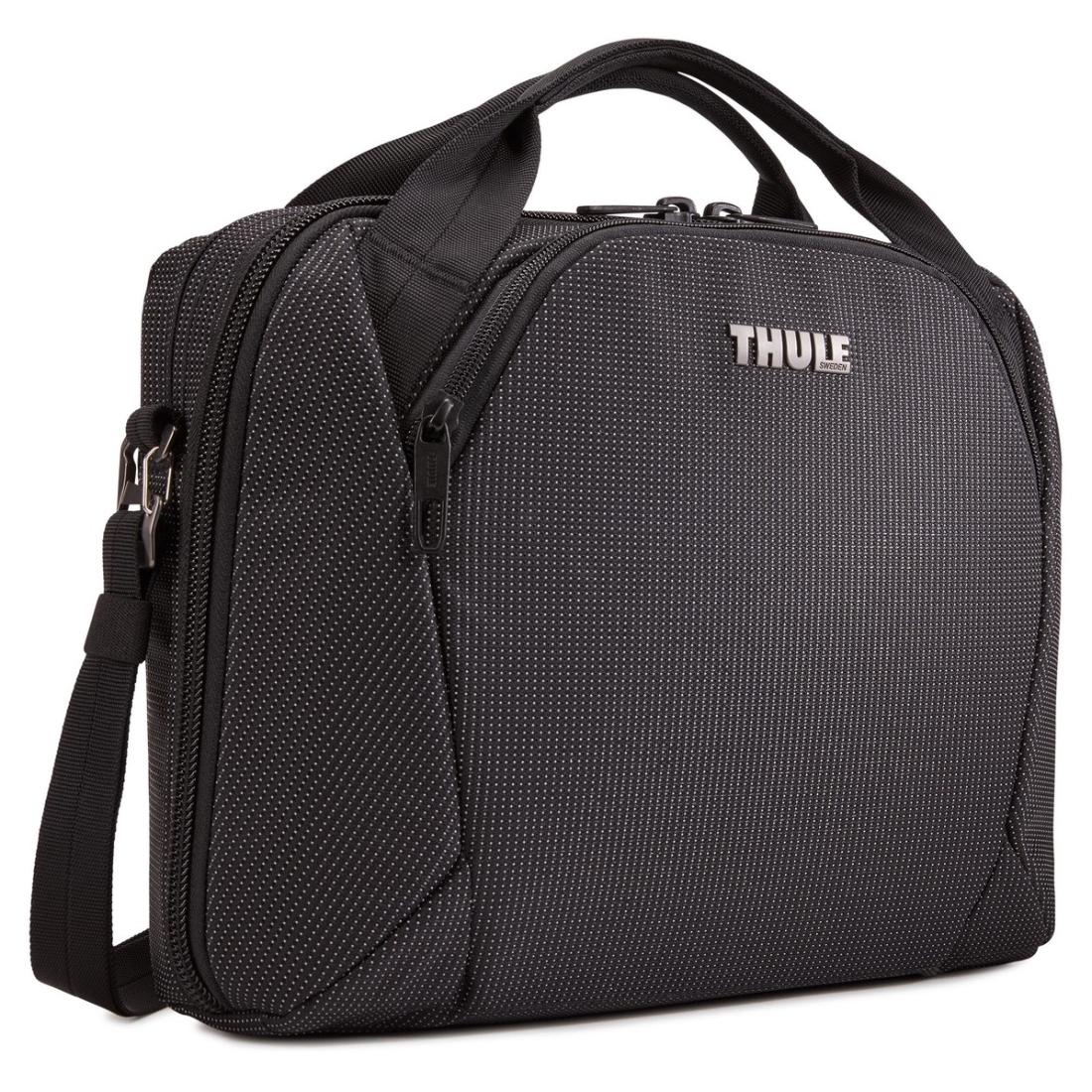 3203843 Thule Crossover 2 Laptop Bag 13.3 Black Inc