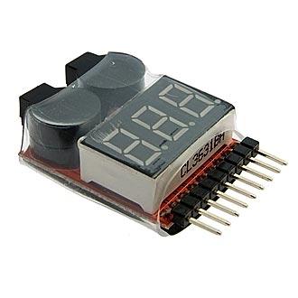 1-8S Battery tester