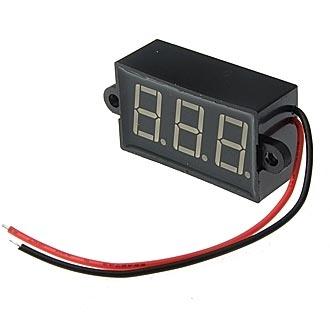 3.5-30VDC green IP68 (24x42mm )