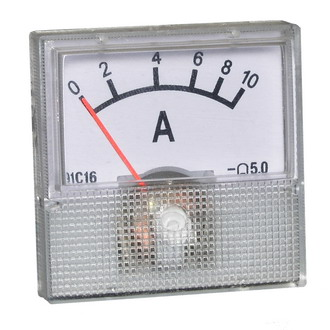 Амперметр   10А    (40х40)