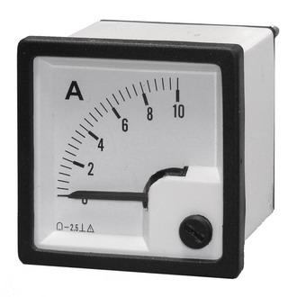 Амперметр   10А    (48х48)