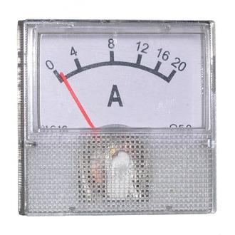 Амперметр   20А    (40х40)