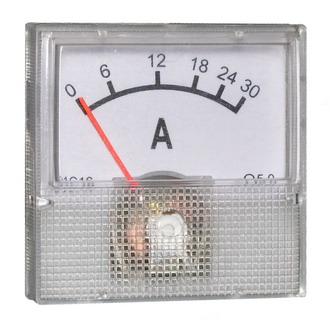 Амперметр   30А    (40х40)