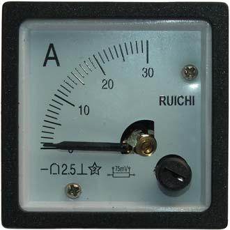 Амперметр   30А    (48х48)
