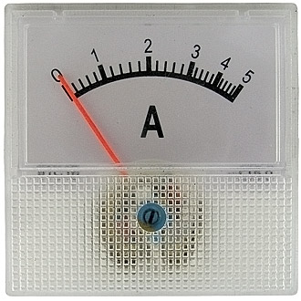 Амперметр    5А    (40х40)