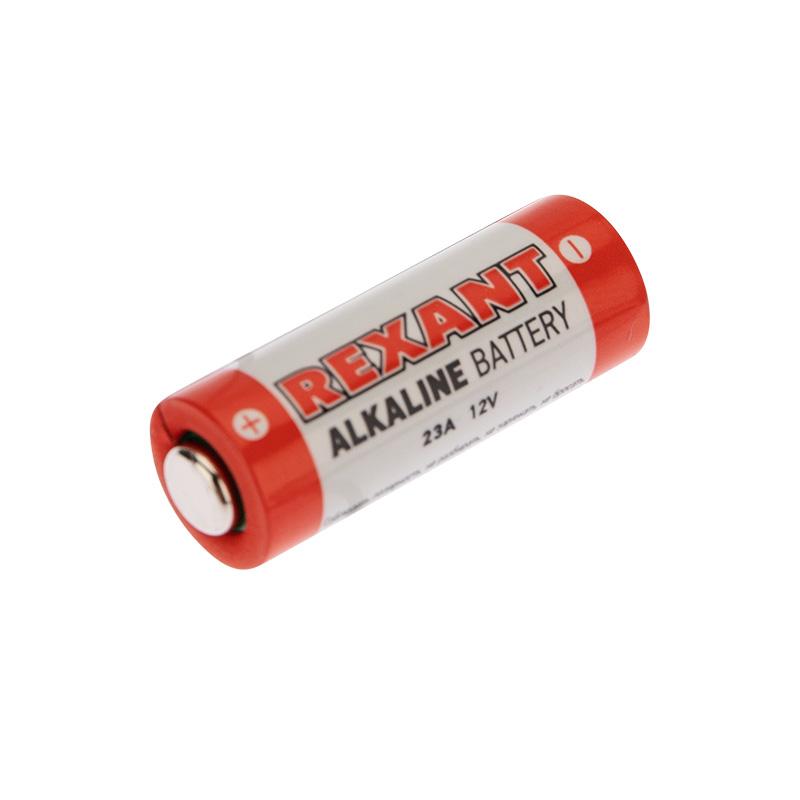 Батарейка 23 A 12 V 1 шт. блистер REXANT