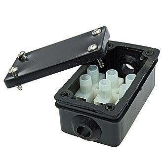 BOX-2 IP44 2pin CA10 6A/450V