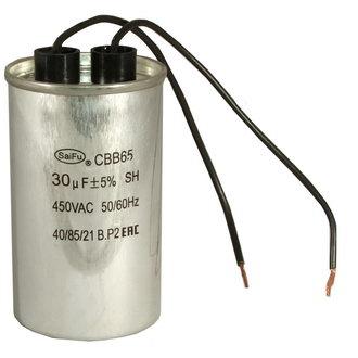 CBB65 30uF  450V WIRE (SAIFU)