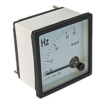 ЧМ 45-55Гц 220В  (72х72)