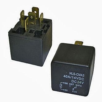 CMA3 24VDC    (792H)   30A