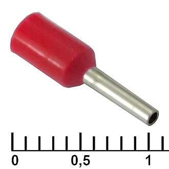 DN00506 red (1x6mm)