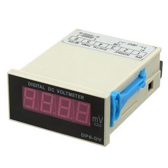 DP-6  2. 20. 200. 600V DC
