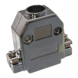 DSUB PLASTIC CASE (DN-15C)