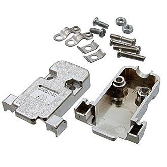 DSUB PLASTIC CASE (DN-9C)