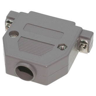 DSUB PLASTIC CASE (DP-25C)
