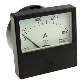 Э8032 800А/5 (50ГЦ) (200*г.)