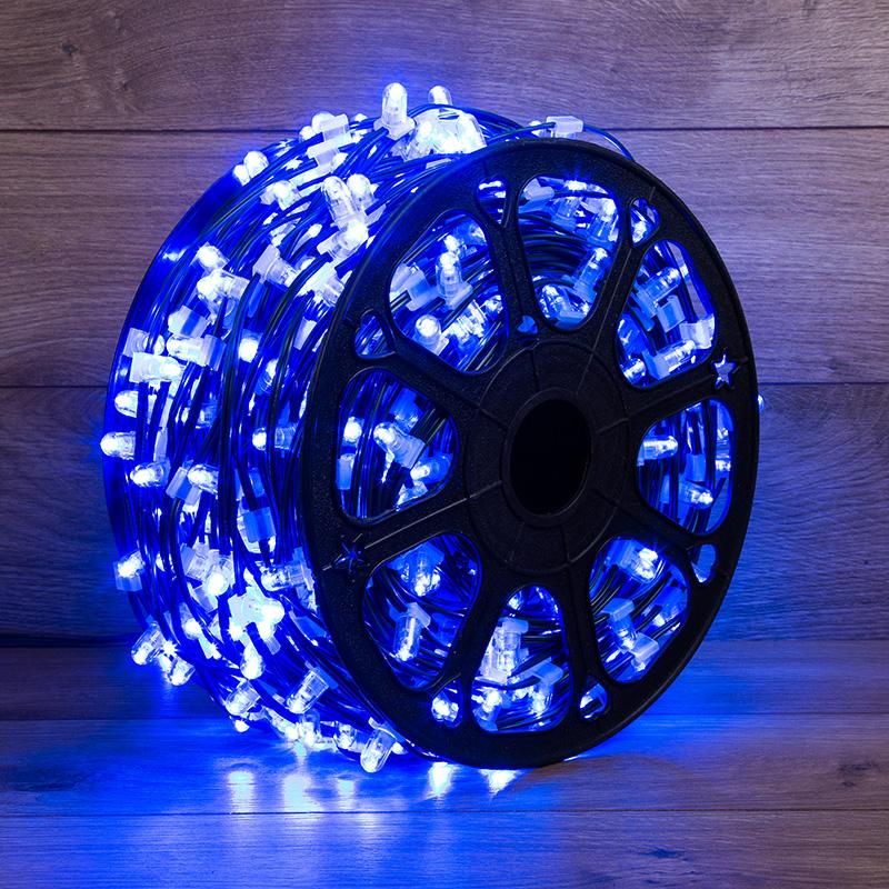 "Гирлянда ""LED ClipLight"" 12V 150 мм, цвет диодов Синий"