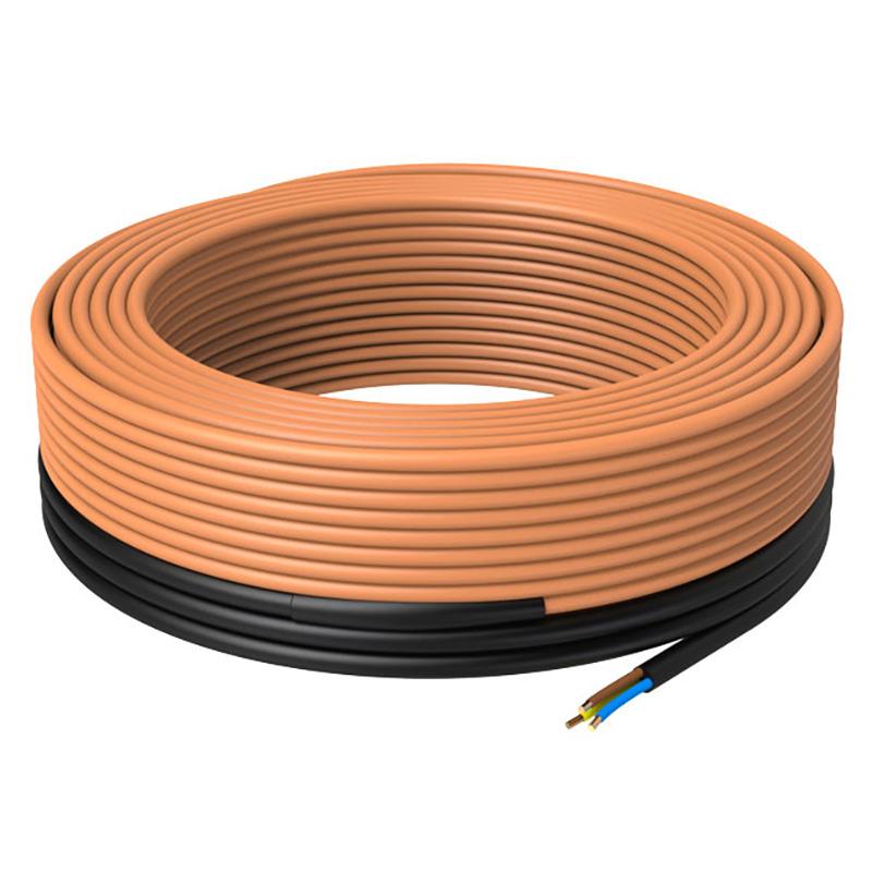 Греющий кабель для прогрева бетона 40-19/19 м