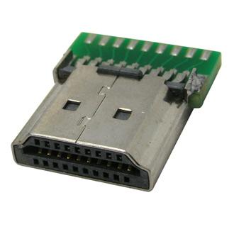 HDMI A M  PCB