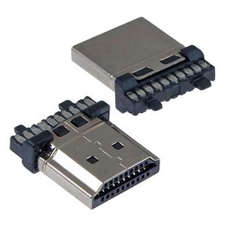 HDMI A M Welding