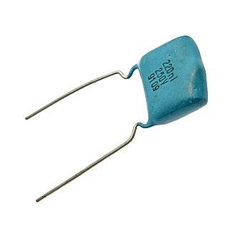 К73-17В   250 В  0.22 мкф